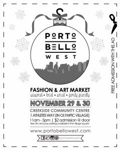 Print and cut this out for free addmission to the Holiday Market
