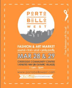 Portobello Spring Market Admission Coupon